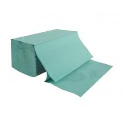 Ręcznik składany ZZ ZIELONA 4000 szt
